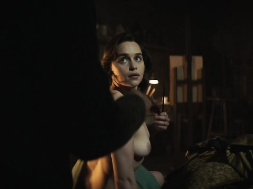 Emilia Clarke – Voice from the Stone (2017)