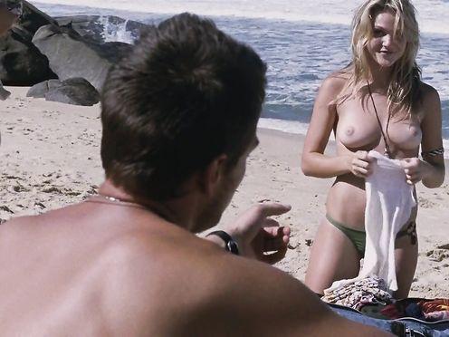 Beau Garrett, Melissa George, Olivia Wilde – Turistas (2006)