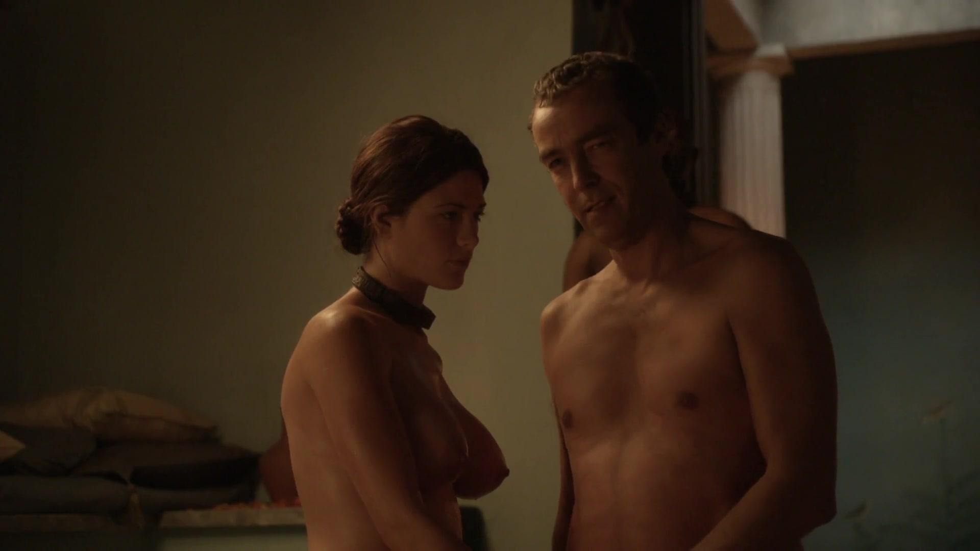 spartacus Lesley nude brandt ann