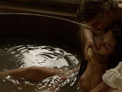 Melia Kreiling naked – The Borgias s02e01 (2012)