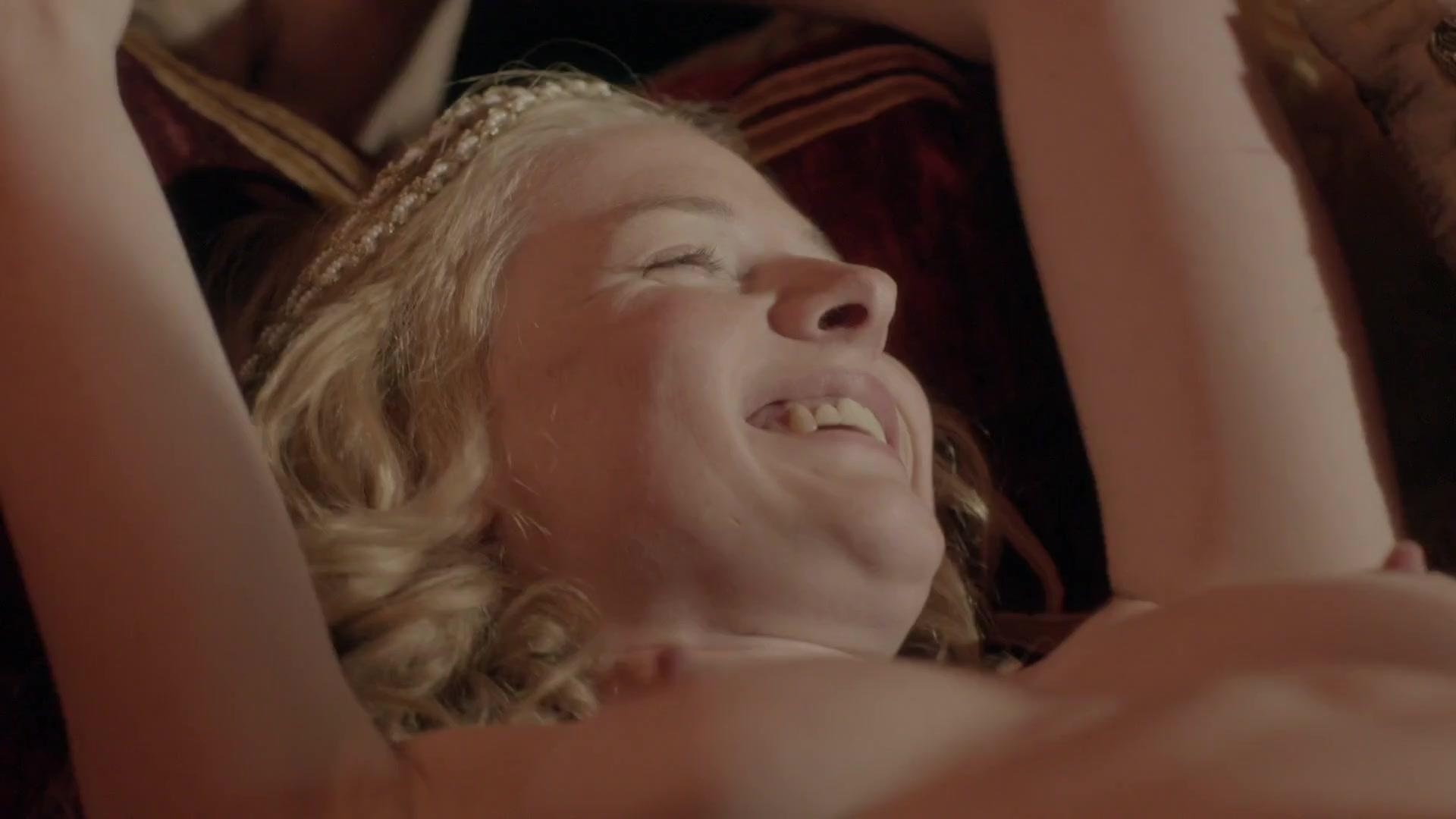 Rebecca Ferguson Nude Scene