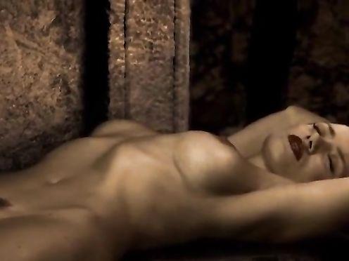 Simona Cappia naked, Maia Vakoulenko naked – Darkside Witches (2015)