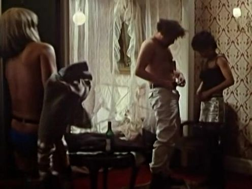 Karina Fallenstein naked, Lydia Kreibohm – Obszon: Der Fall Peter Herzl (1981)