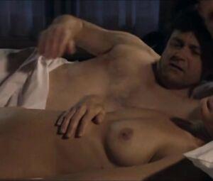 Anne-Marie Cadieux  nackt