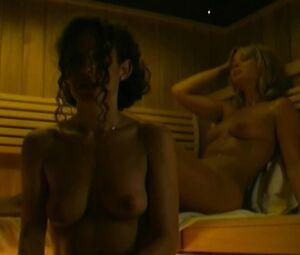 Anna Rothlin  nackt