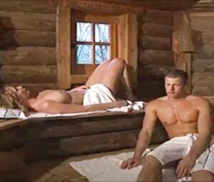 Nackt der sex sauna in Sauna Handy