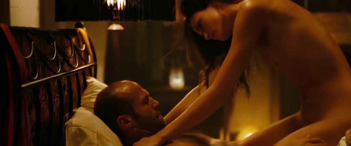 Sex scene from the mechanic