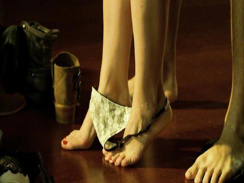 Adriana Ugarte naked – Combustion (2013)