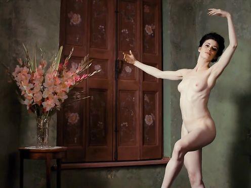 Amira Casar, Anne Hélène Kotoujansky naked – Ich und Kaminski (2015)