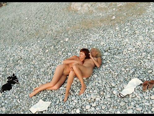 Avalon Barrie naked, Lyudmila Shiryaeva – Sappho (2008)