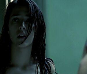 Membrillo nackt Marisol  Naked Marisol