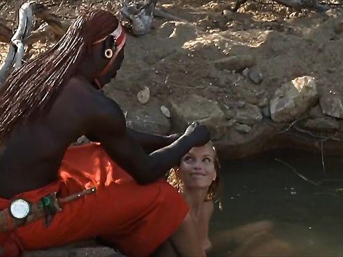 Nina Hoss – Die Weisse Massai (2005)
