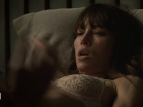 Jessica Biel – The Sinner S01 E02 (2017)