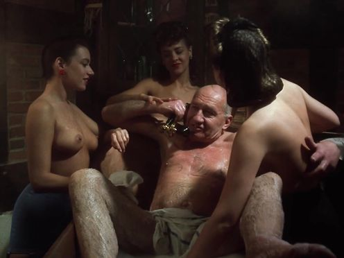 Michelle Bauer, Landon Hall, Jasmine Totschek – Ragdoll Master III Toulon's Revenge (1991)