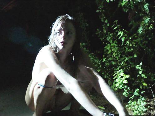 Carolyn Genzkow naked, Sina Tkotsch, Lynn Femme naked – Der Nachtmahr (2015)