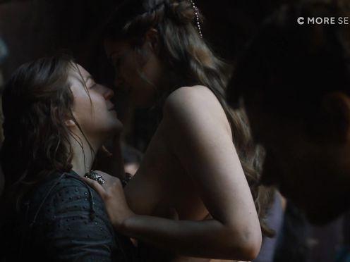 Ella Hughes, Heidi Romanova naked – Game of Thrones S06E07 (2016)