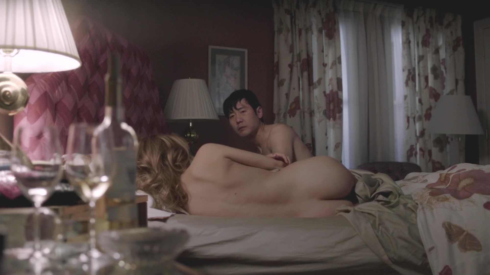 Keri russell in the americans nude
