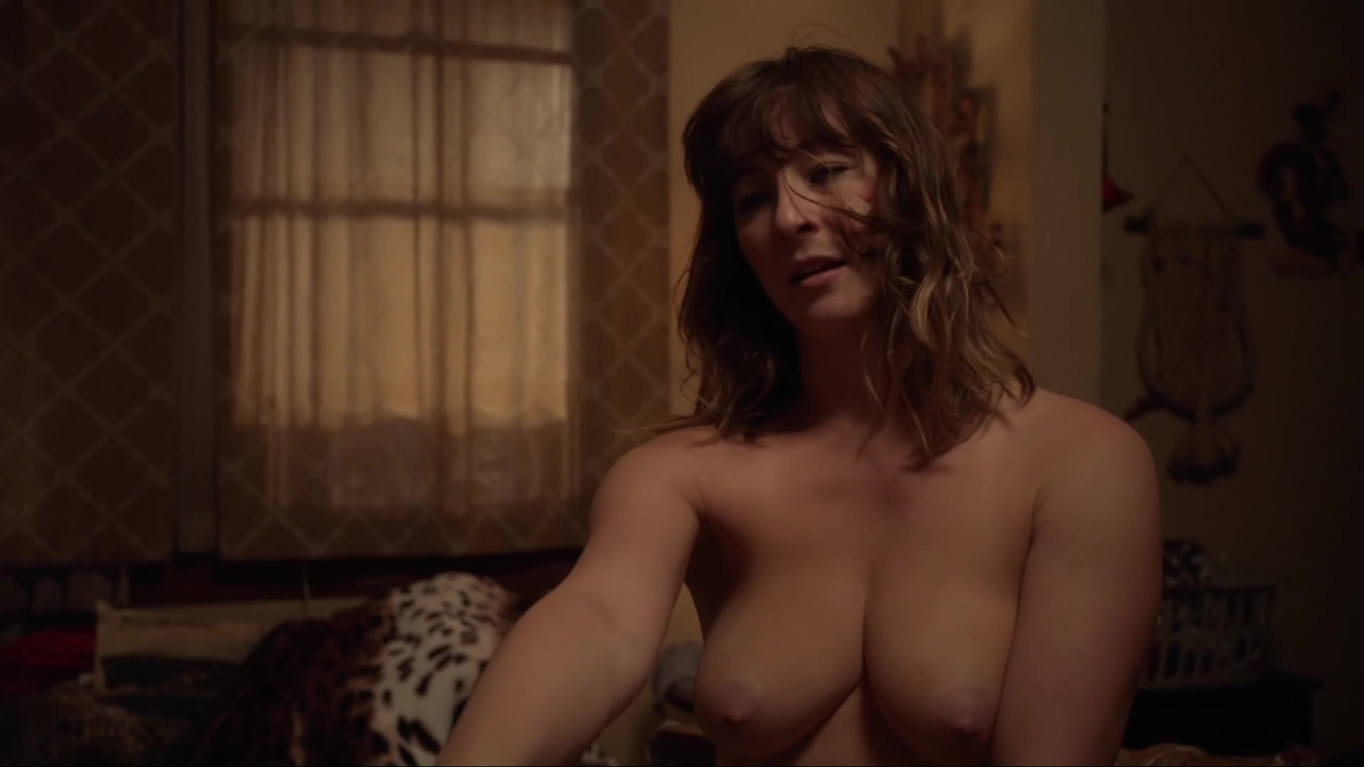 Shanola Hampton Isidora Goreshter Ruby Modine Shameless S07 E07