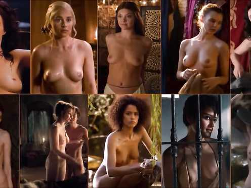 BEST ORBS OF GAME OF THRONES (Loop Naked Scenes)