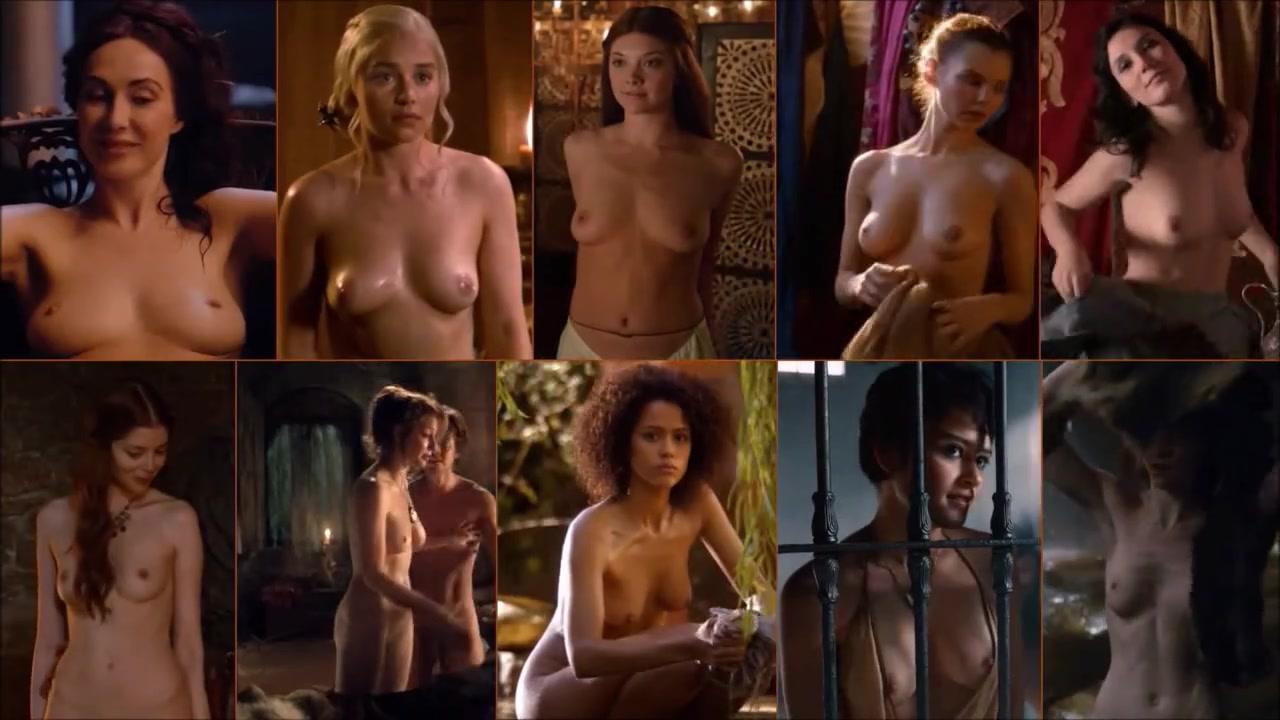 Best Boobs Of Game Of Thrones Ultimate Loop  Nude -4819