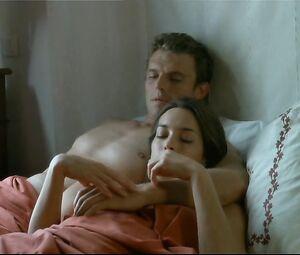 Carole Brana  nackt