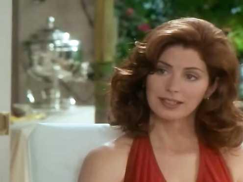 Dana Delany, Stephanie Niznik naked- Exit to Eden (1994)
