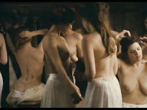 Hafsia Herzi naked, Alice Barnole naked, Lucie Borleteau naked – L'apollonide (2011)
