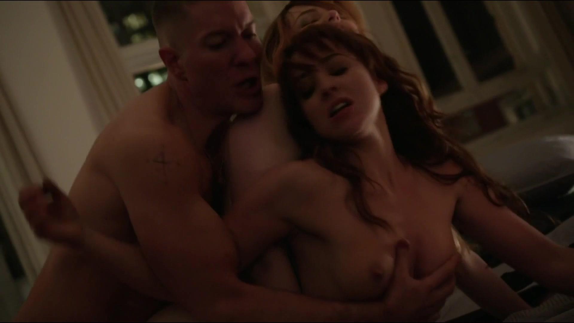 Celebrity Threesome Sex Scenes