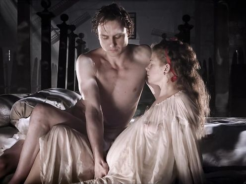 Maaike Neuville naked – Goltzius and the Pelican Company (2012)