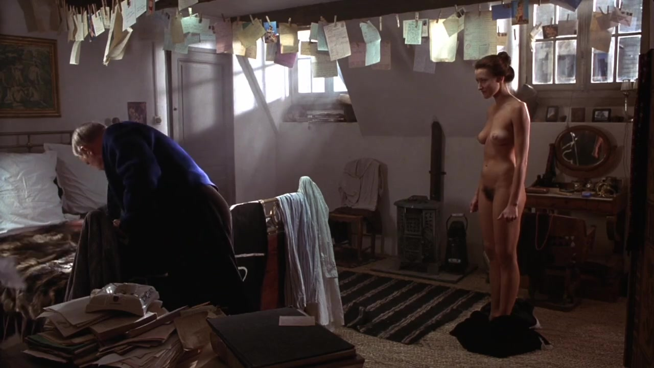Natascha mcelhone nude scene surviving picasso