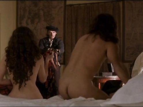 Paz Vega naked – Carmen (2003)
