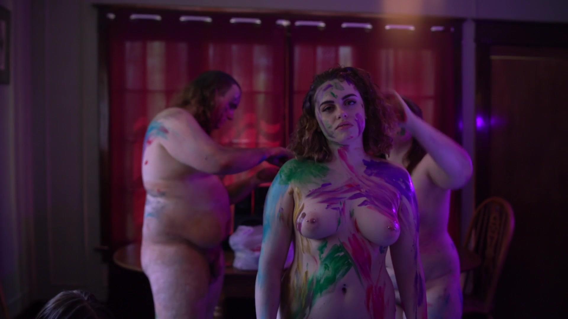 Lindsey Normington  nackt