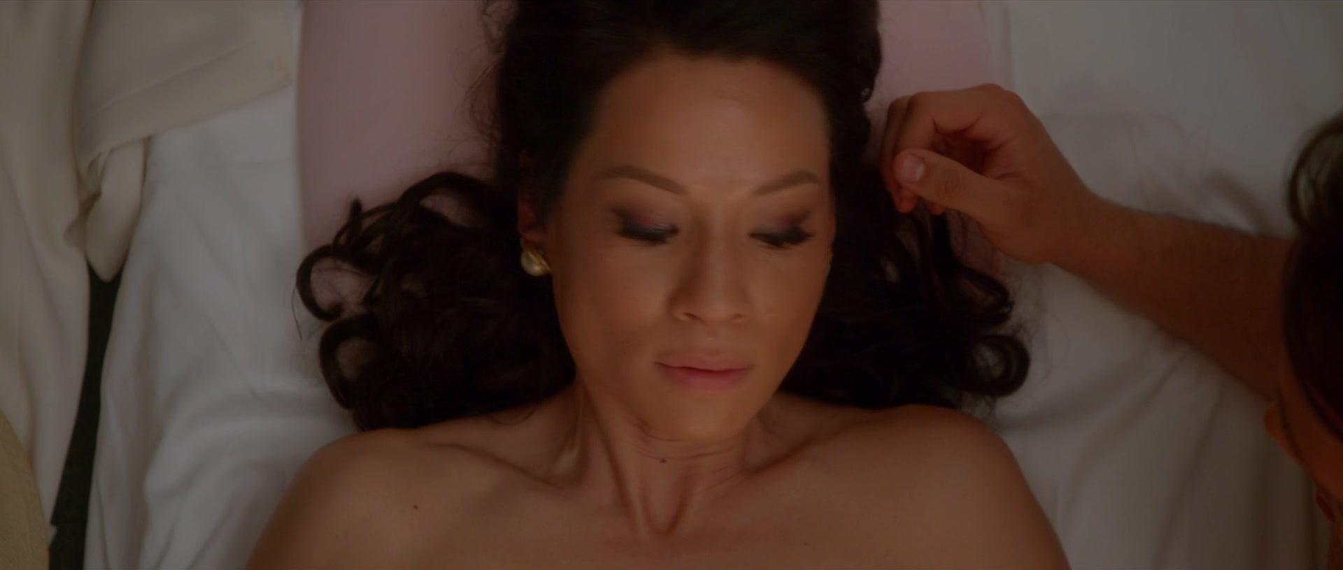 Lucy Liu sex video słodkie filmy porno