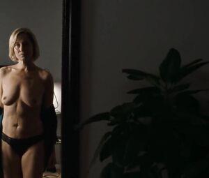 Trine Dyrholm  nackt