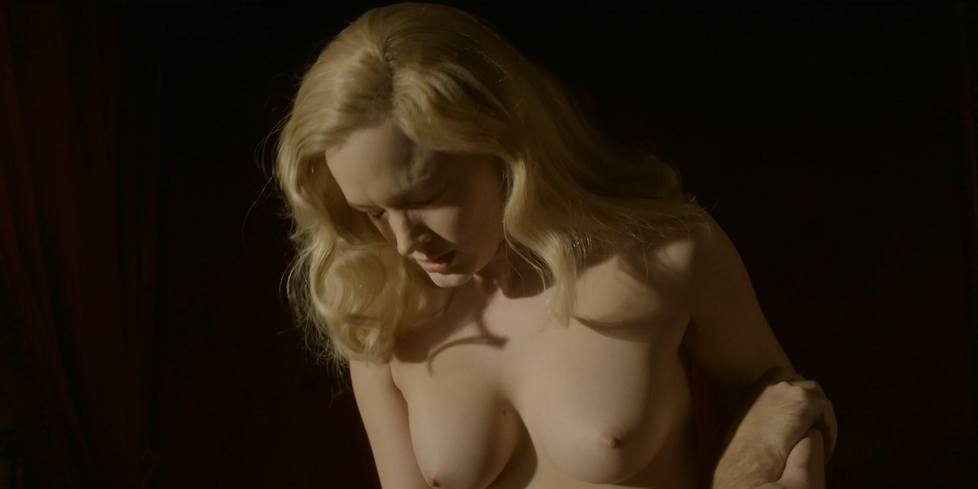 Angie Cepeda Scene bella heathcote nude - strange angel s02e01 (2019) video