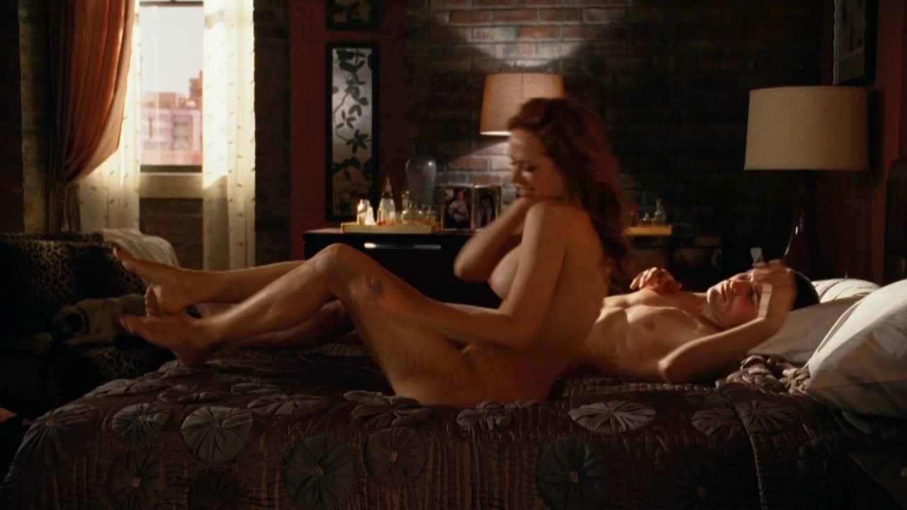 Rebecca Creskoff And Anne Heche Nude Boobs In Hung