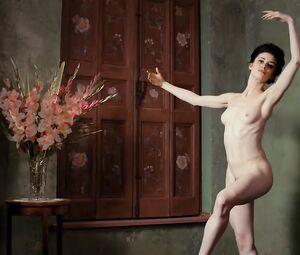 Amira Casar  nackt