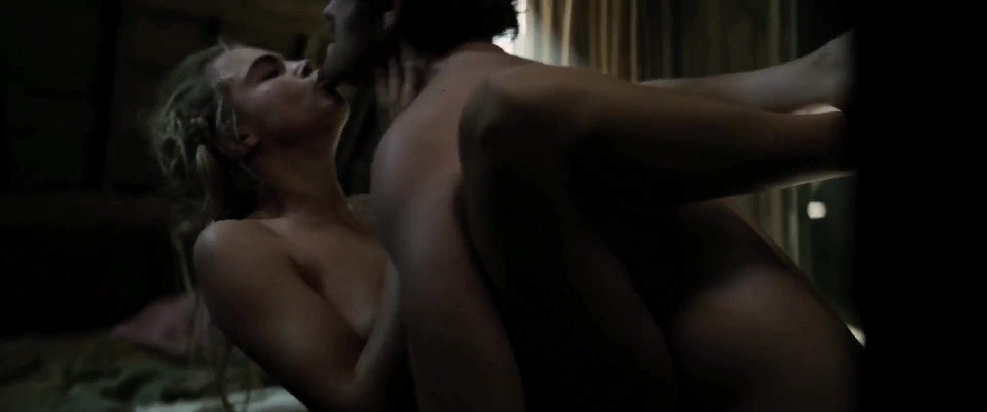 🌷 Sex with girl on bed