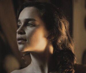 Sex video clarke emilia Naked Emilia