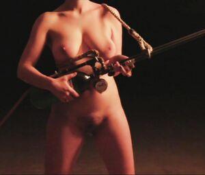Anna Chyrina  nackt