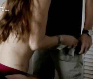 Mariana Morgan  nackt