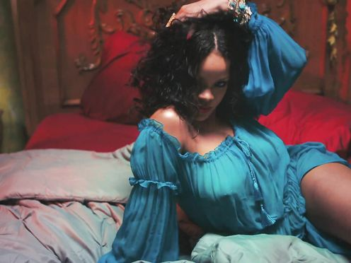 Rihanna naked – Ultra-kinky Thoughts (2017)