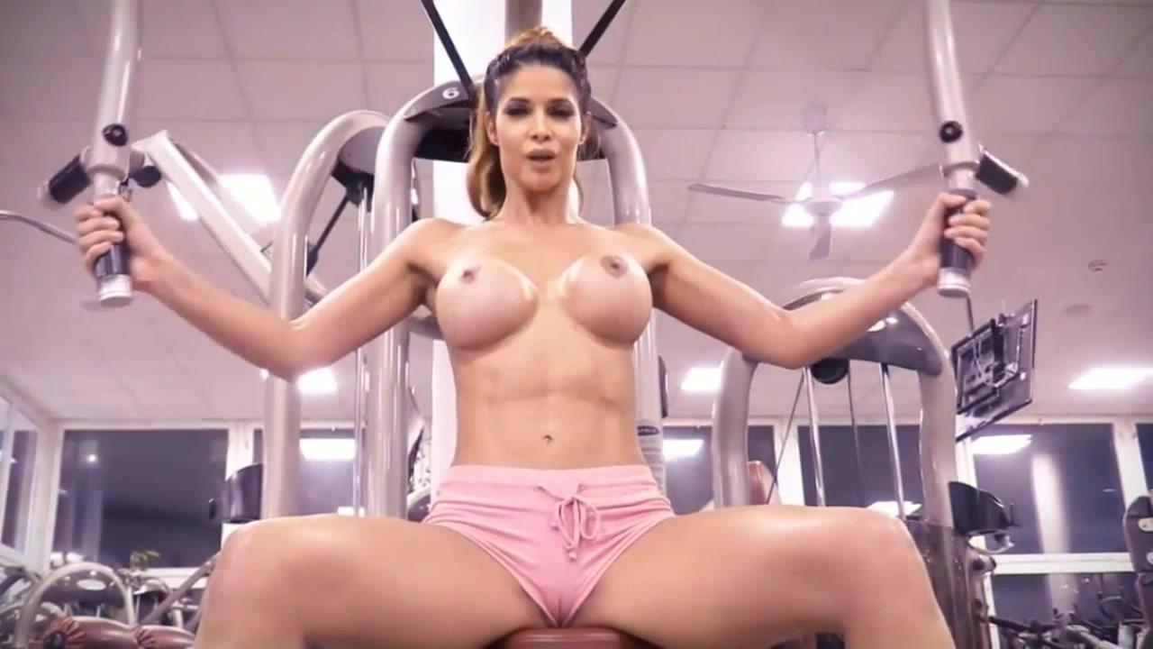 Geruch nach weißer Vagina sexy nackte Gym Babes