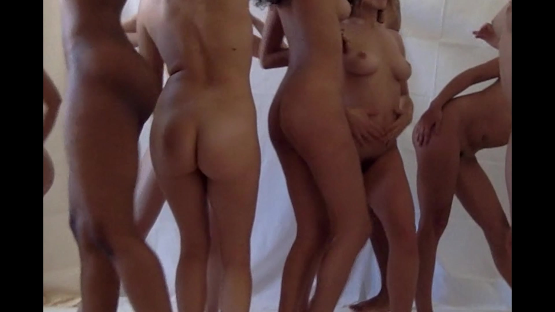 Naked On Stage Performance - Doris Uhlich - Final Nude Dance Video -7224