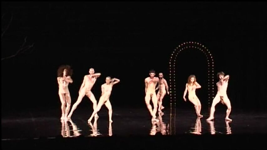 Theater video nackt Theater Sex