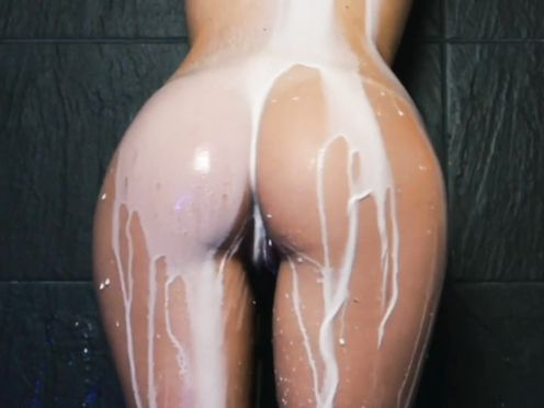 Sonia Naked and Milk
