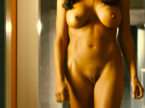 from Zachary rosario dawson shaved pussy pix