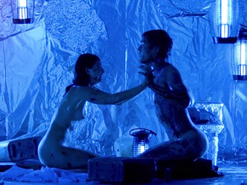 Ashley Judd naked – Bug (2006)