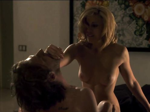 Sally Golan naked – The Woman's Guide to Lechery S01E01 (2012)