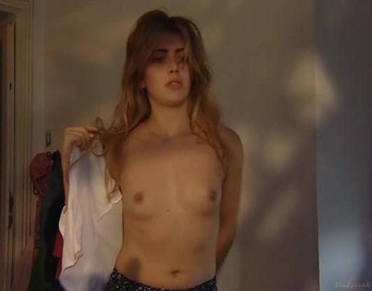 Native american girl bare breasts